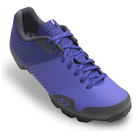 Giro Manta Lace Shoes Women blue iris/dark shadow